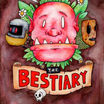The Bestiary: Comic book!